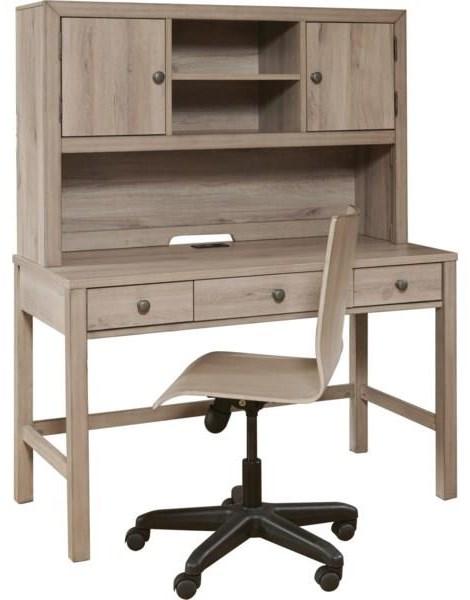 Ash Creek Ash Creek Desk Set by Samuel Lawrence at Morris Home