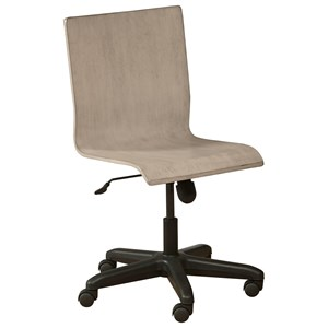 Adjustable Height Youth Desk Chair