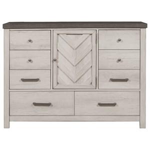 Lakeview Bureau Dresser
