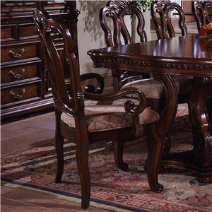Samuel Lawrence San Marino Dining Arm Chair