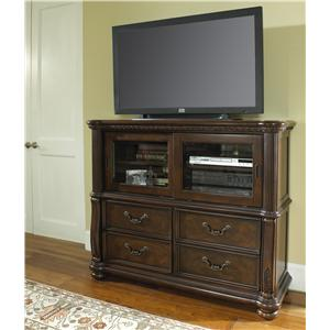 Samuel Lawrence San Marino Entertainment Console