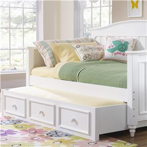 Samuel Lawrence SummerTime Youth Day Bed with Trundle