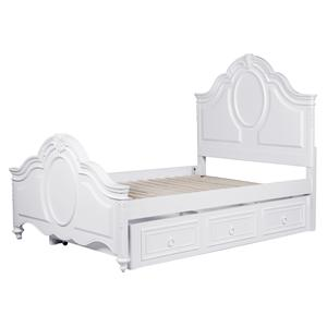 Samuel Lawrence SweetHeart Youth Twin Panel Bed