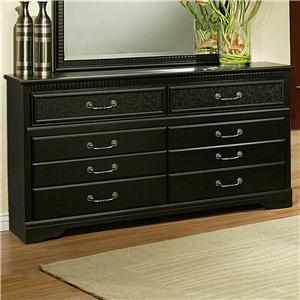 Sandberg Furniture Granada  Dresser