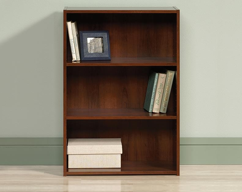 Beginings 3 Shelf Bookcase by Sauder at Red Knot