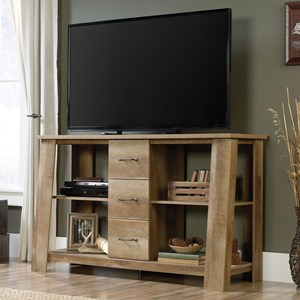 Rustic Style Credenza/TV Stand