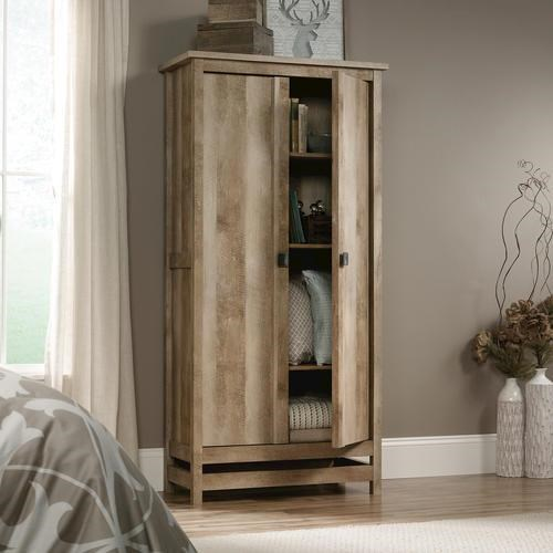 Cannery Bridge Storage Cabinet by Sauder at Darvin Furniture