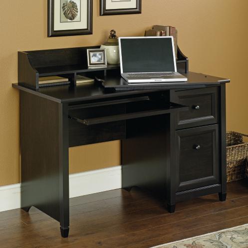 Edge Water Computer Desk by Sauder at Westrich Furniture & Appliances
