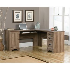 Corner Computer Desk