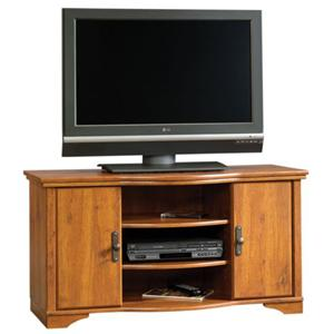 Entertainment Credenza with Adjustable Shelves