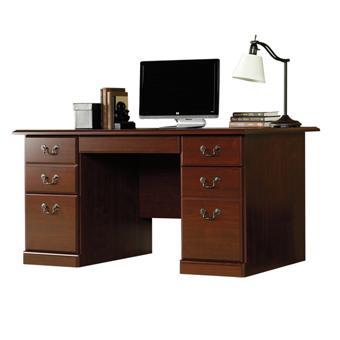 Heritage Hill Desk by Sauder at Westrich Furniture & Appliances
