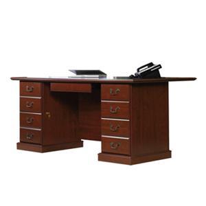 Sauder Heritage Hill Executive Office Desk