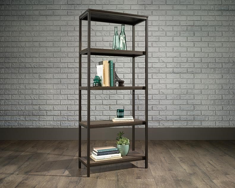 North Avenue Tall Bookcase by Sauder at Red Knot
