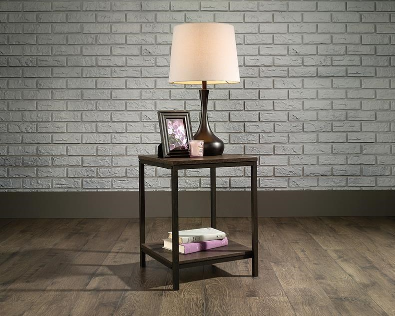 North Avenue Side Table by Sauder at Red Knot