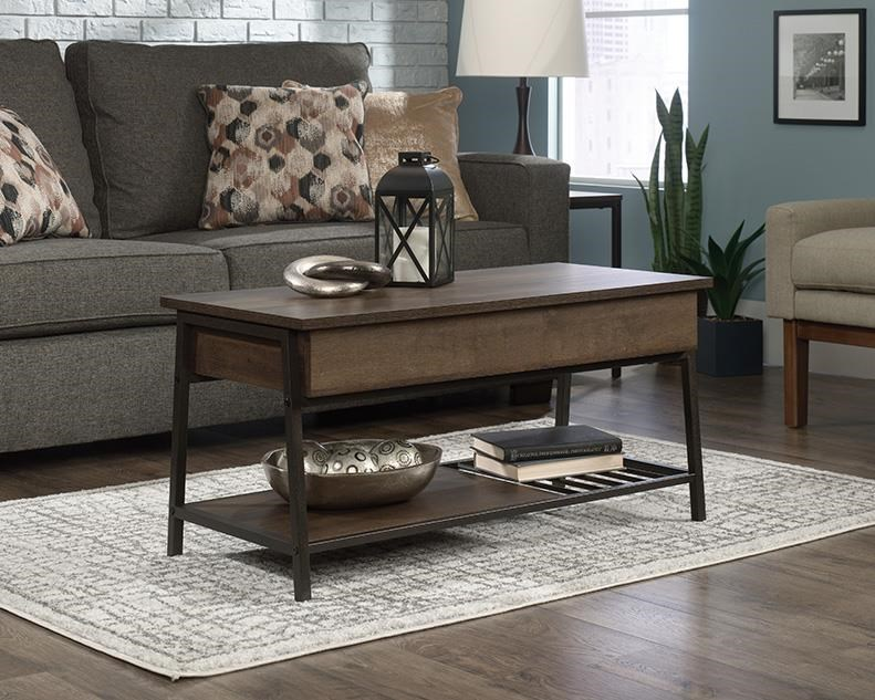 North Avenue Lift Top Coffee Table by Sauder at Red Knot