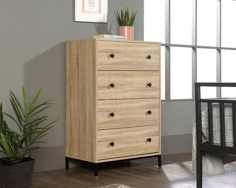 North Avenue 4 Drawer Chest by Sauder at Red Knot