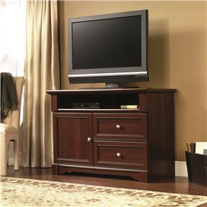 Sauder Palladia Highboy TV Stand