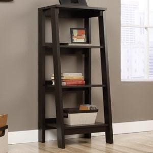 Angled 3-Shelf Bookcase