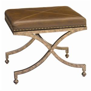 Caracole Home American Kaleidoscope Bed Bench