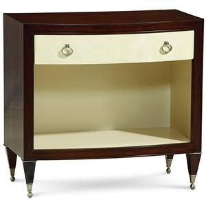 "Kaleidescope Home Caracole - Classic ""Glam"" & ""Glam II"" Nightstand"