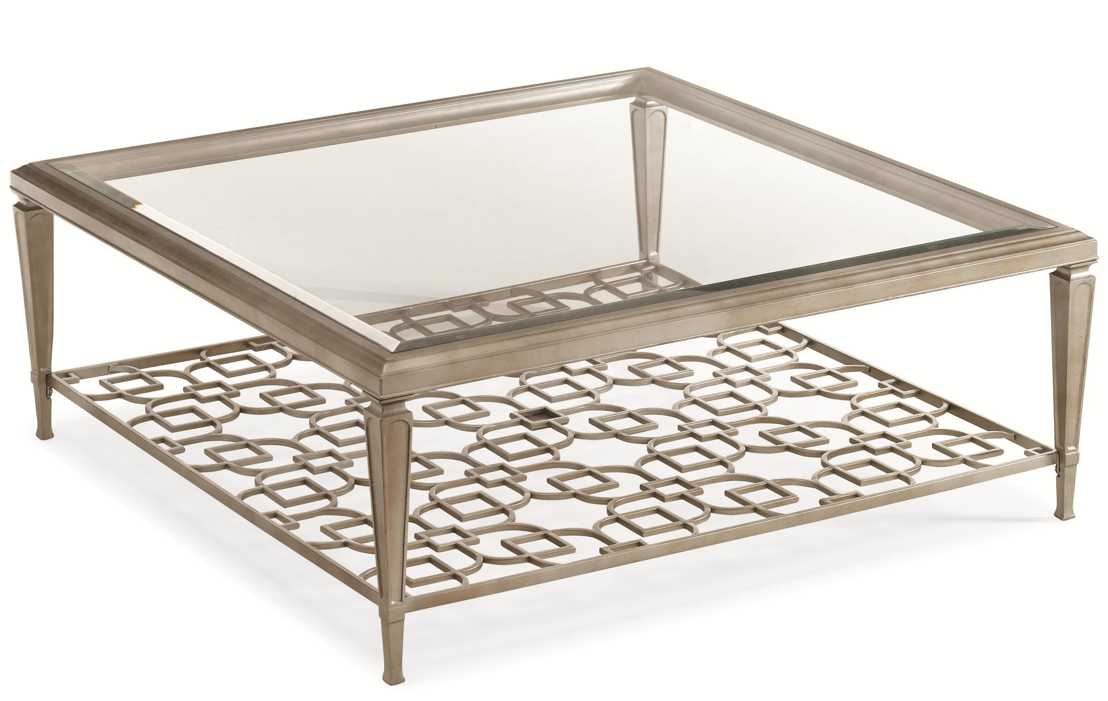 """Caracole Classic """"Sociables"""" Cocktail Table by Caracole at Baer's Furniture"""
