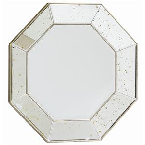 "Kaleidescope Home Caracole - Classic ""Looking Glass"" Mirror"