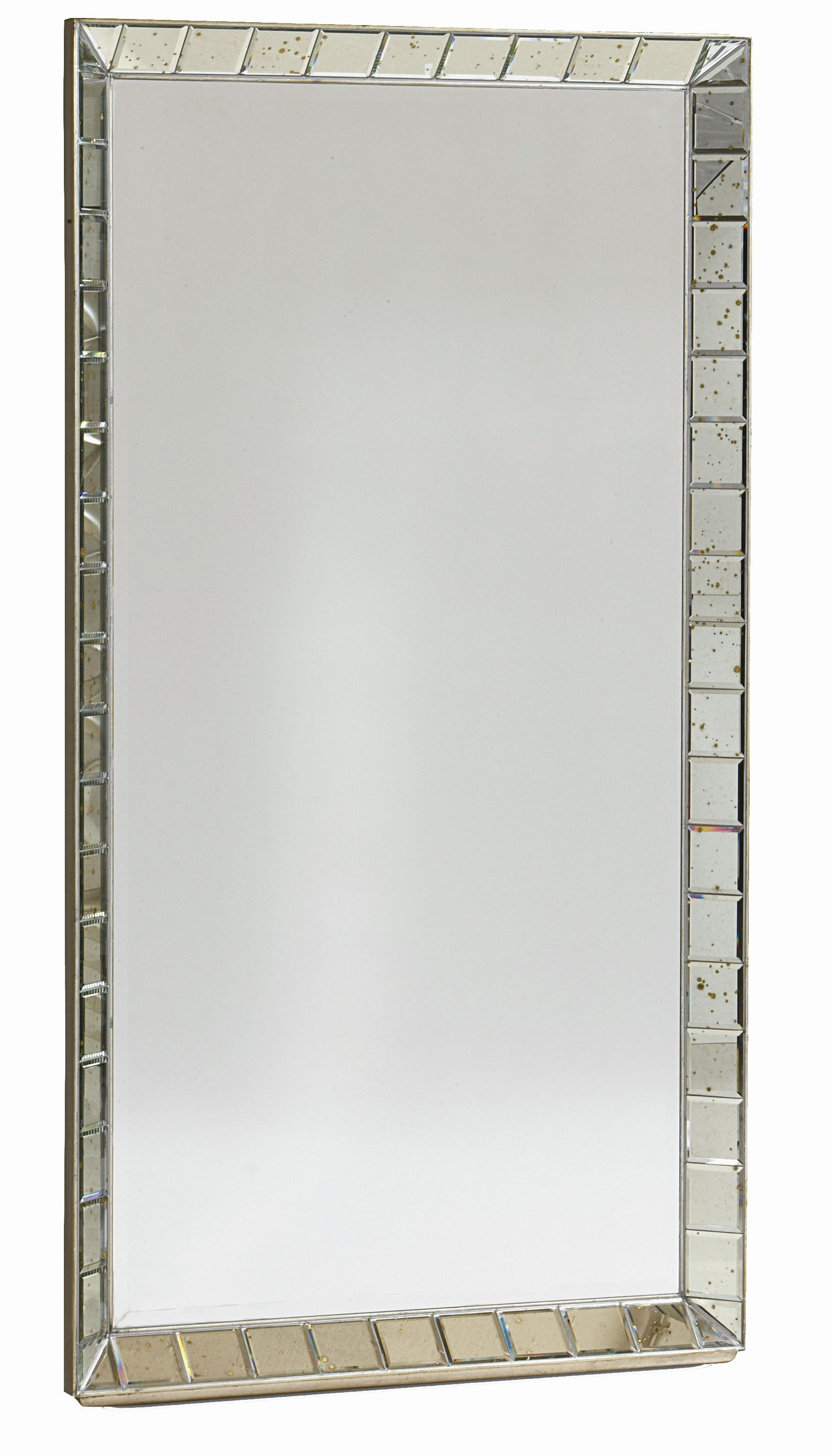 "Caracole Classic ""Mirror Mirror on the Wall"" Vertical Mirror by Caracole at Baer's Furniture"
