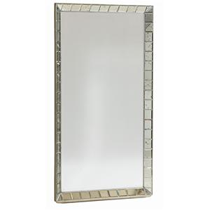 "Kaleidescope Home Caracole - Classic ""Mirror Mirror on the Wall"" Vertical Mirror"