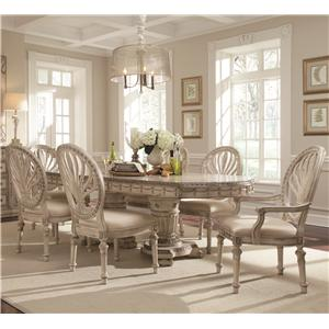 Schnadig Empire II 7-Piece Dining Set