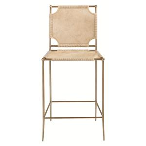 Schnadig Modern Artisan In Stitches Counter Stool