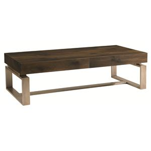 Schnadig Modern Artisan Artisans Cocktail Table