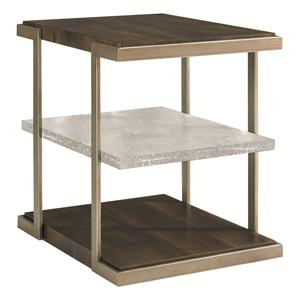 Schnadig Modern Artisan Artisans End Table
