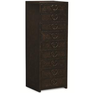 """Kaleidescope Home Caracole - New Traditional  """"Get a Handle On It"""" Chest of Drawers"""