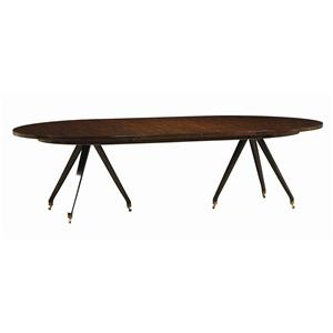 """Kaleidescope Home Caracole - New Traditional  """"It's Got Legs"""" Dining Table"""