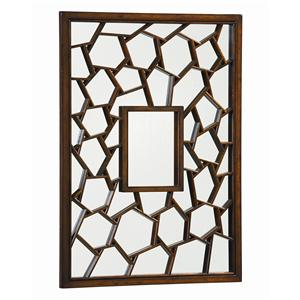 "Caracole Home Caracole - New Traditional ""Cracked Up"" Mirror"