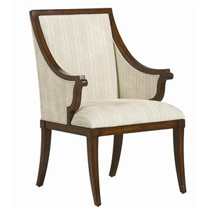 "Caracole Home Caracole - New Traditional ""Armed for Comfort"" Arm Chair"