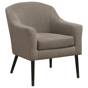 Mid-Century Modern Accent Chair
