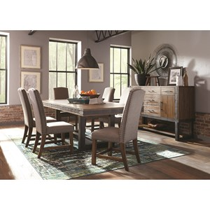 Parson Chair Dining Room Group