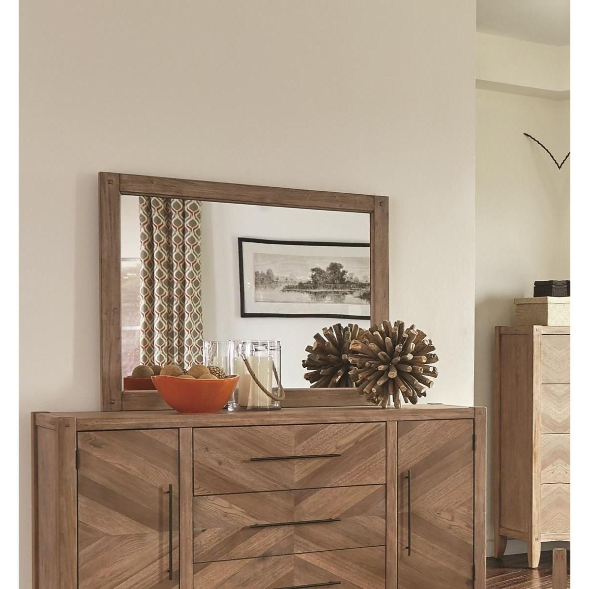 Auburn Mirror by Coaster at HomeWorld Furniture