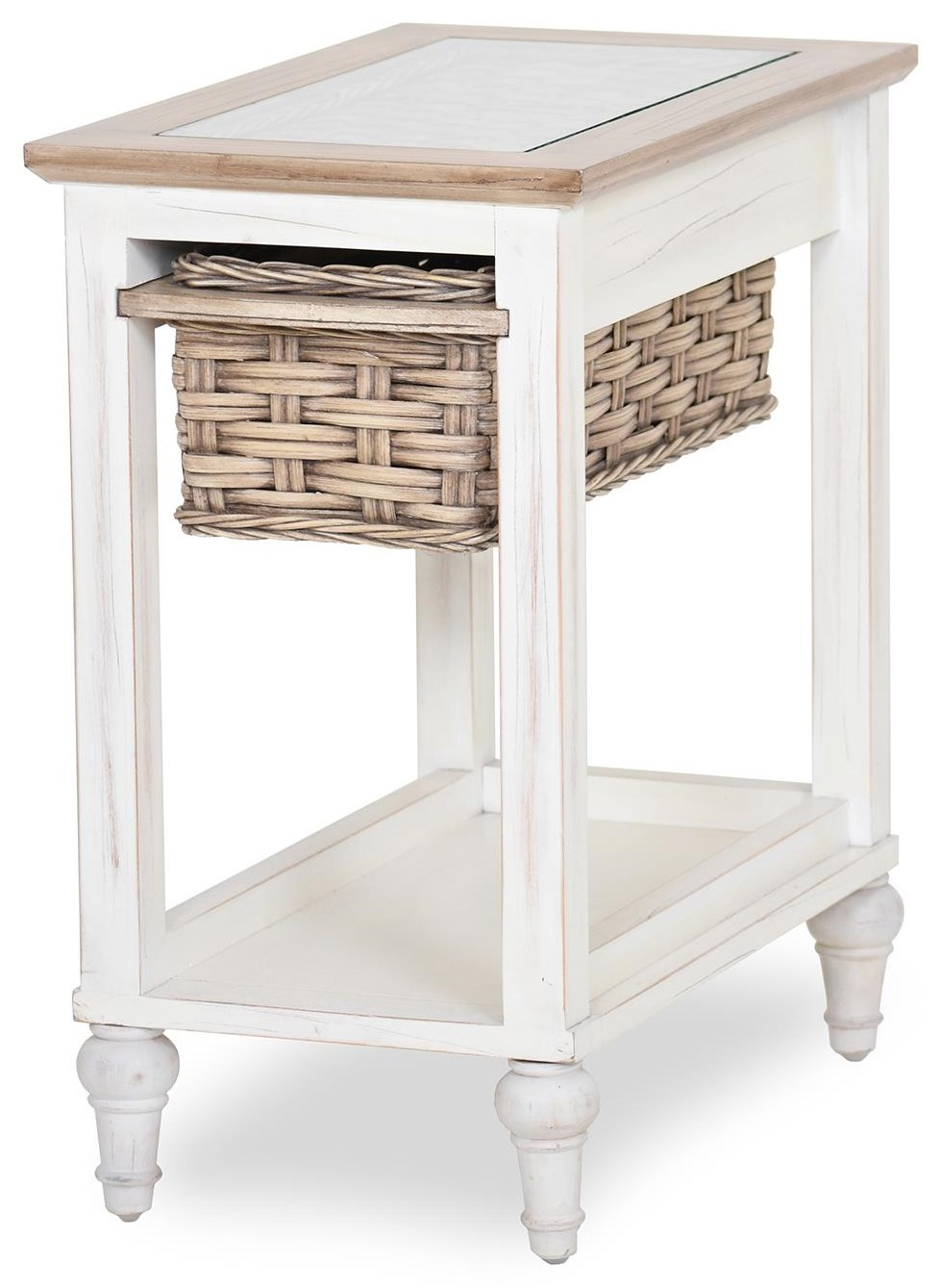 island breeze chair side table by Sea Winds Trading Company at Johnny Janosik