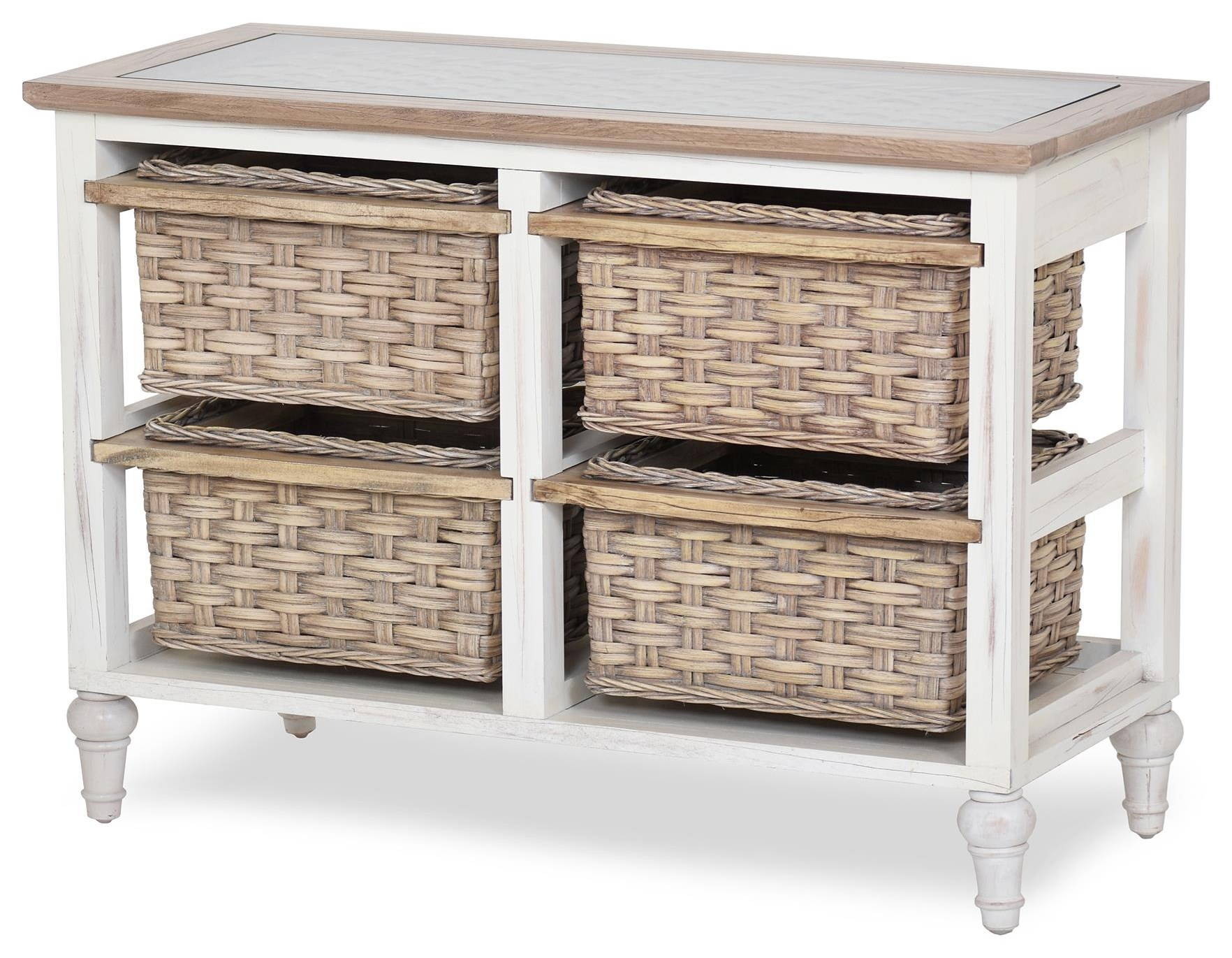 island breeze storage cabinet by Sea Winds Trading Company at Johnny Janosik