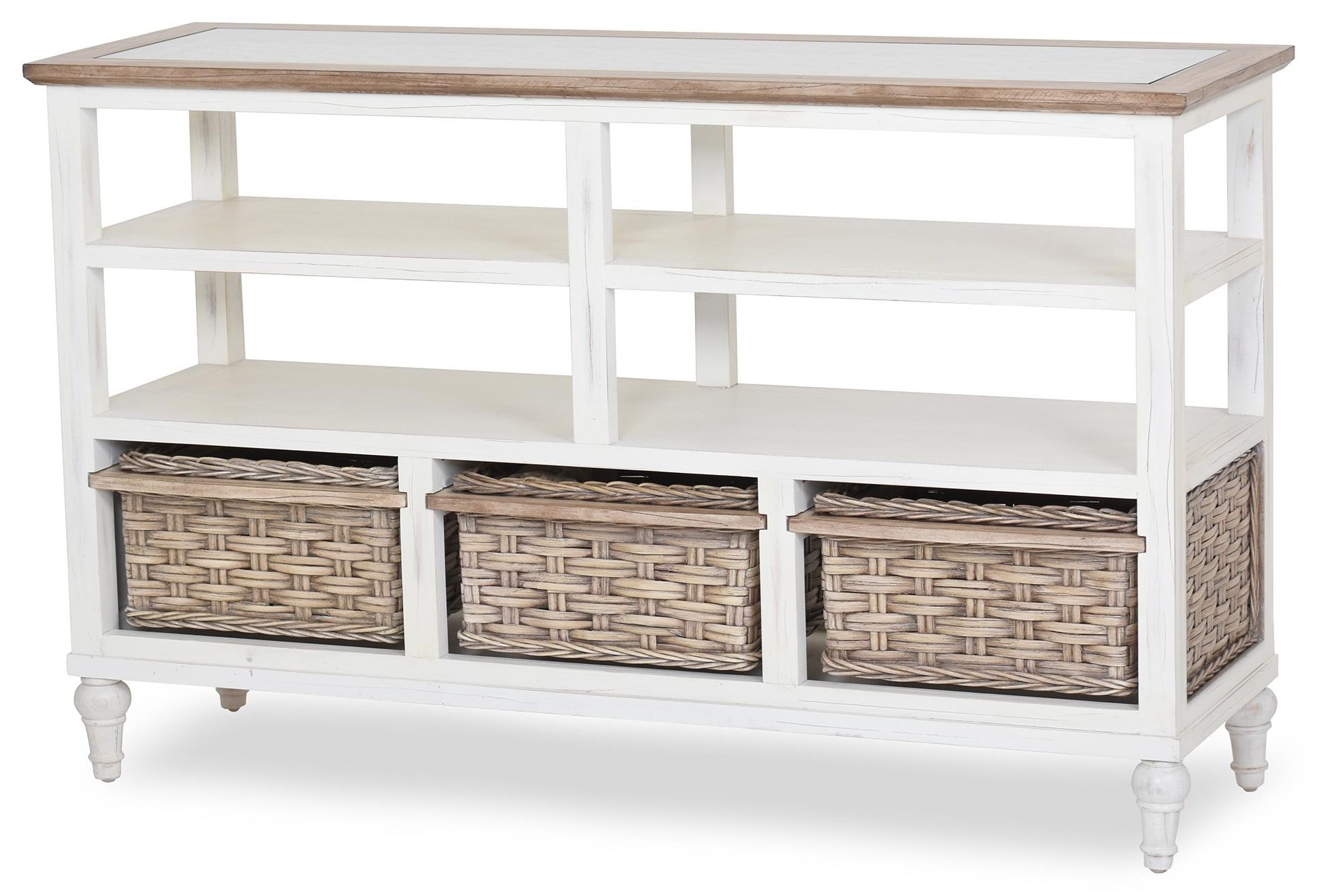 island breeze entertainment center by Sea Winds Trading Company at Johnny Janosik
