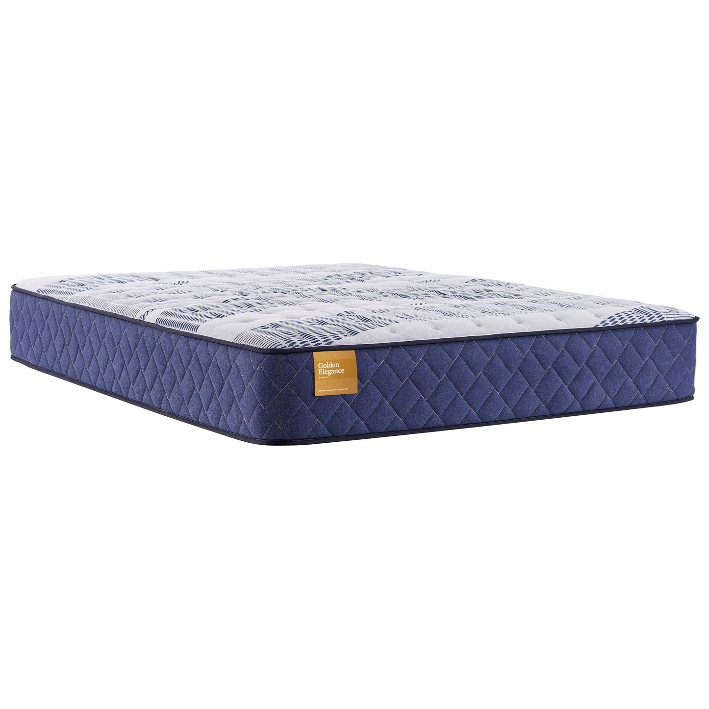 """B3 Cushion Firm TT Twin 12 1/2"""" Cushion Firm Adjustable Set by Sealy at Novello Home Furnishings"""