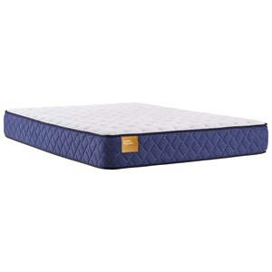 "Full 10 1/2"" Cushion Firm Tight Top Mattress"