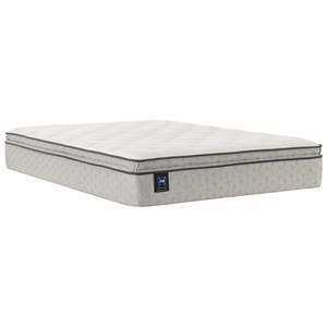 "Queen 13"" Soft Euro Pillow Top Mattress"