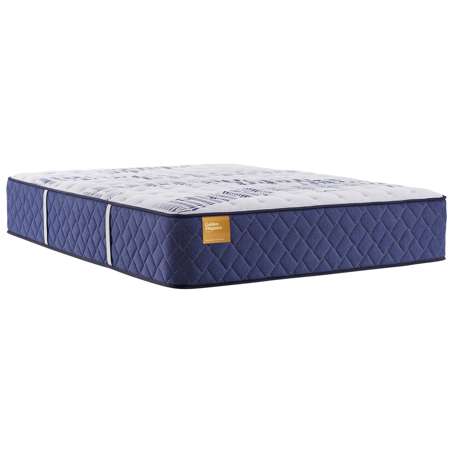 "Impeccable Grace Firm TT B6 King 14 1/2"" Firm TT Mattress by Sealy at Darvin Furniture"