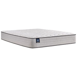 "Cal King 12"" Medium Tight Top Innerspring Mattress"