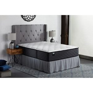 "S5 Plush TT Full 14 1/2"" Plush Encased Coil Mattress Set by Sealy at Darvin Furniture"