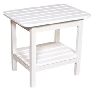 Seaside Casual Adirondack Westerly End Table