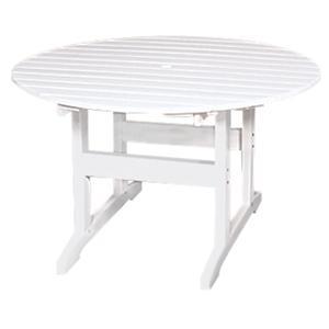 "Seaside Casual Adirondack 48"" Salem Dining Table"